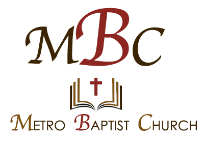Metro Baptist Church | Belleville Michigan Logo