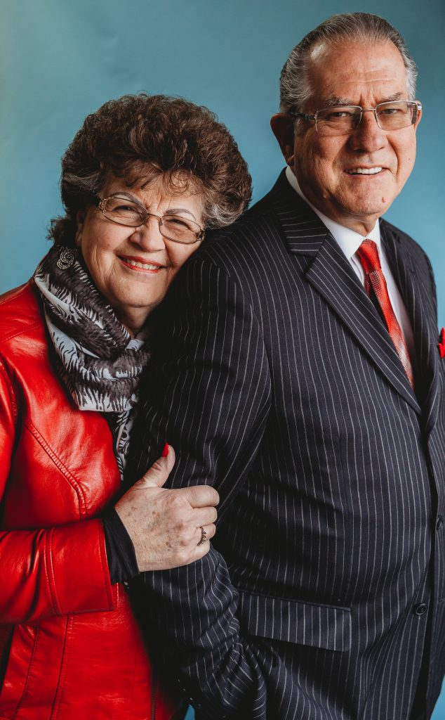 pastor and mrs linda vaprezsan