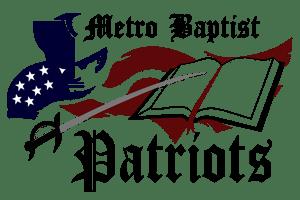 metro baptist patriots logo